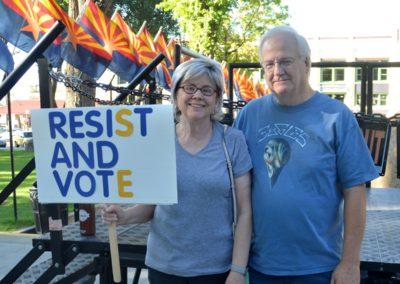 resist and vote