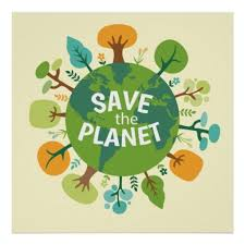 Save the Planet Earth Illustration Poster | Zazzle.com | Earth  illustration, Planet poster, Earth drawings